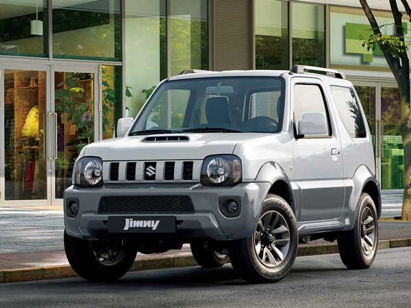 Maruti Suzuki Jimny To Be Launched In India In 2017 Drivespark News