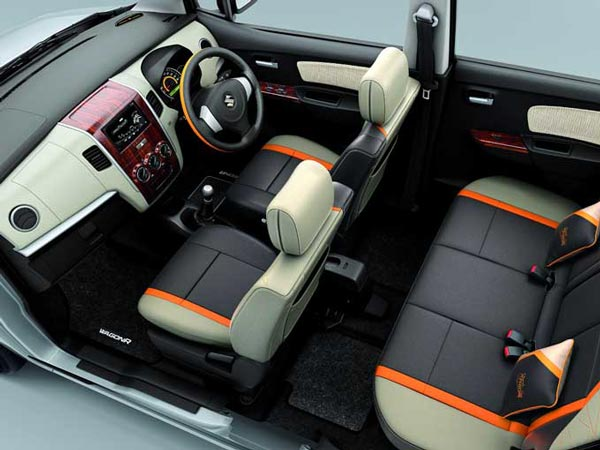 maruti suzuki wagonr felicity top 5 features drivespark news. Black Bedroom Furniture Sets. Home Design Ideas