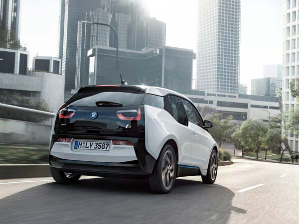BMW To Launch New Iteration Of i3 Electric Car In 2017