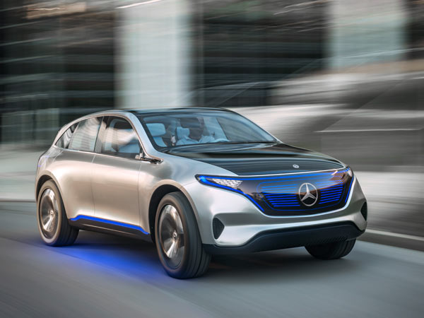 Daimler To Invest $11 Billion Into EVs Development