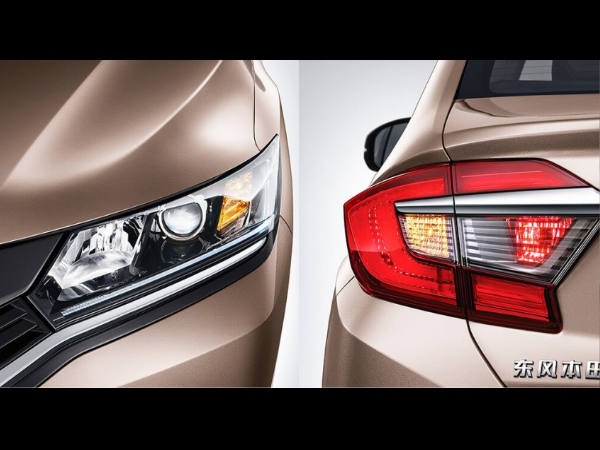 Honda City Facelift Set To Launch In India In January
