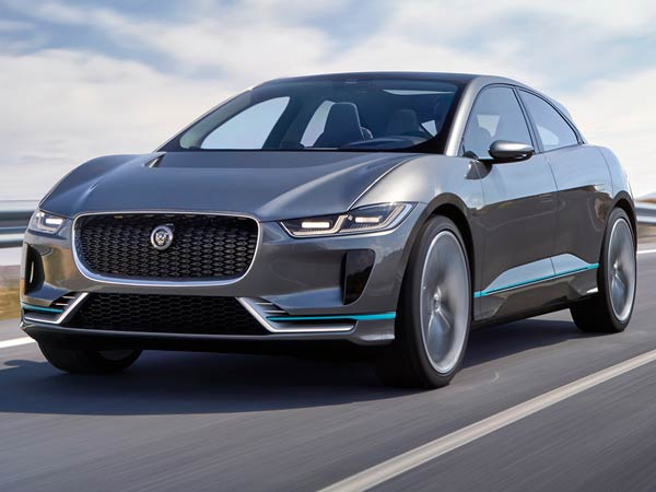 Jaguar Land Rover ELectric Cars To Be Made In Britain