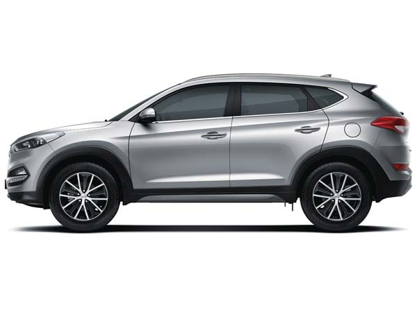 Hyundai Tucson All Wheel Drive Expected To Launch By May 2017