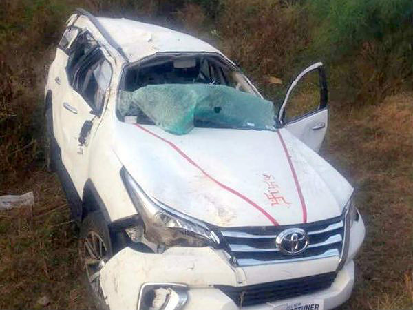 New Toyota Fortuner Crash Reveals SUV's Five Star Safety Rating