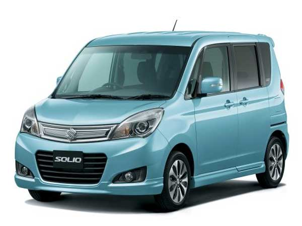 New Suzuki Solio And Solio Bandit Hybrid Launched In Japan