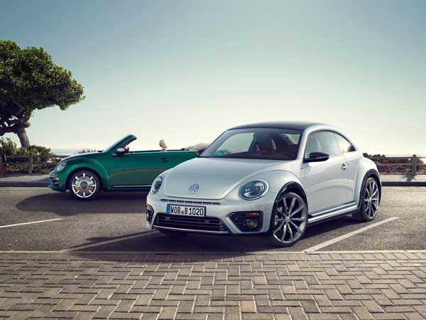 Facelifted Volkswagen Beetle To Make Its Way To India In 2017; Here's More