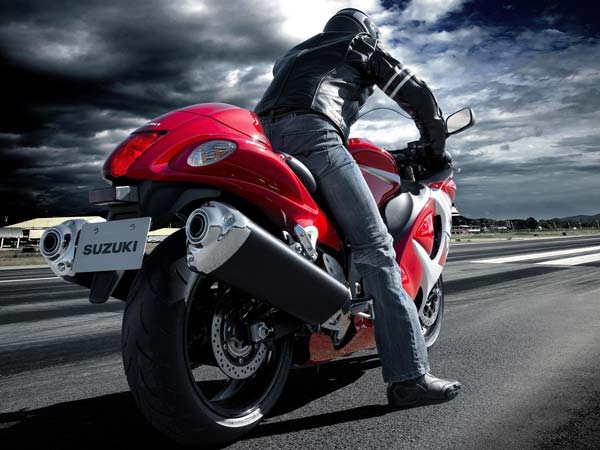 Next Generation Suzuki Hayabusa To Debut In 2017