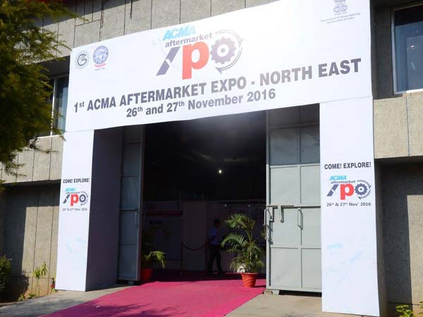 ACMA's First Aftermarket Expo Held In Guwahati