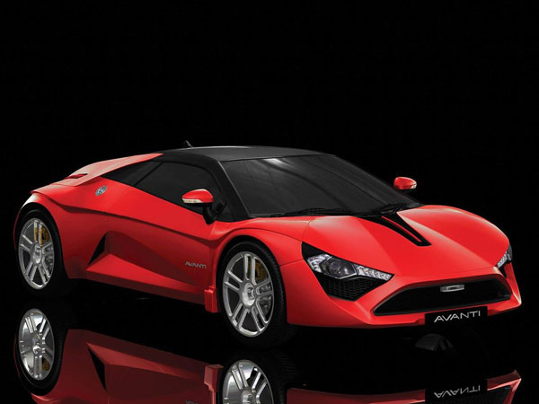 RTO Officials Seize Unregistered DC Avanti Near Mumbai