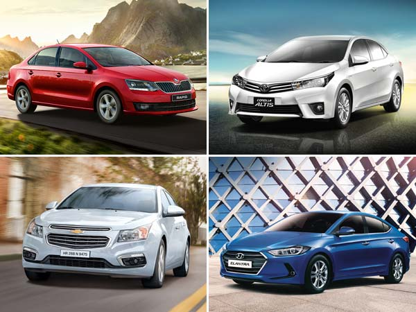 Top Executive Sedans In India Drivespark