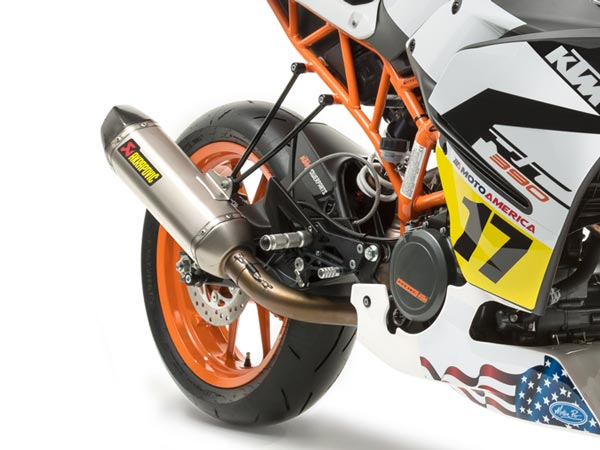 KTM Unveils 2017 RC Cup Race Machine With New 40 Updates