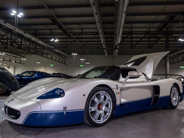 Europe's Largest Car Collection Sells For €51.26 Million At Auction