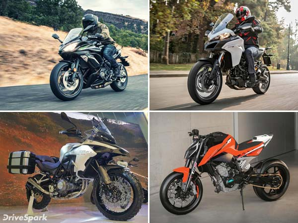 Best Upcoming Middleweight Bikes In India In 2017