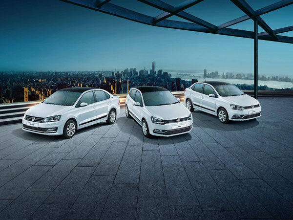 Volkswagen India Launches Crest Collection For Ameo, Polo and Vento