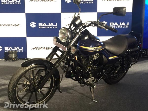 Bajaj Launches The All New Avenger A Harley Davidson Rip Off