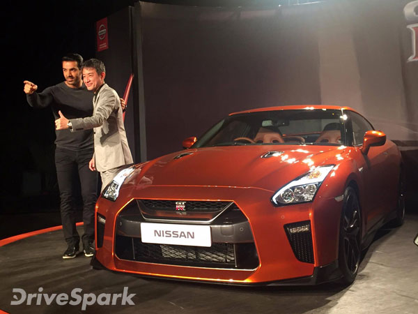 Nissan GT-R Launched In India, Priced At Rs. 1.99 Crore