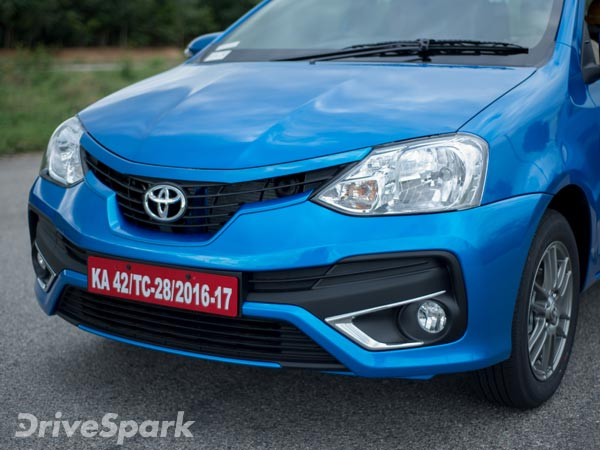 Toyota India Ignores Small Car Segment For Now