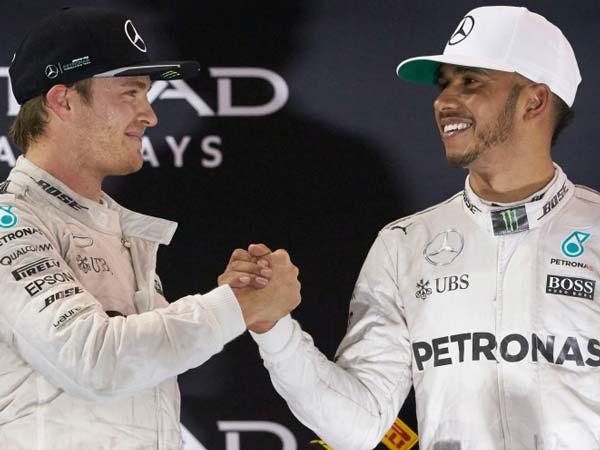 Formula One: Rosberg Had Hamilton About Retirement Already