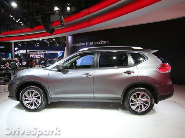 Nissan X-Trail Hybrid India Launch Slated For Early 2017