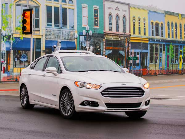 Ford To Start Autonomous Car Testing In Europe In 2017