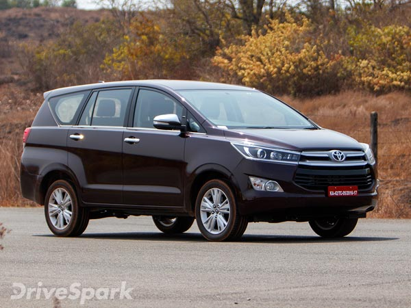 Toyota India Announce Remember December Offer For 2016