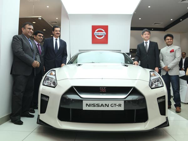 Nissan High Performance Centre Opens In Delhi For GT-R Customers