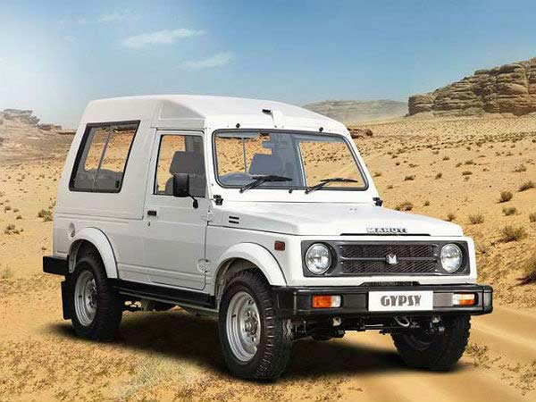Tata Safari Storme To Replace Maruti Gypsy As The New Army Vehicle