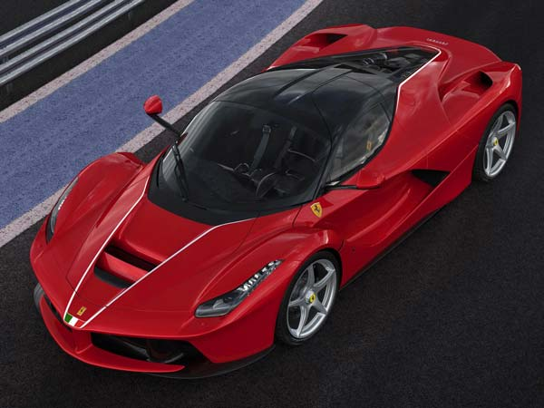The 500Th LaFerrari Auctioned — Becomes The Most Expensive LaFerrari Ever Sold