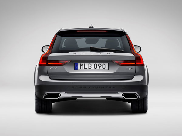 The Volvo V90 Cross Country Now Gets Polestar Upgrades