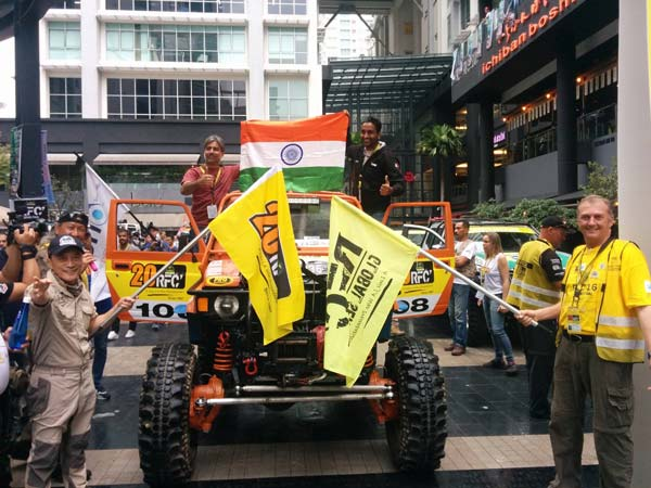 2016 Rainforest Challenge Malaysia: Team India Finishes 11th Overall