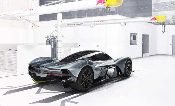 Aston Martin AM-RB 001 Hypercar Will Hit 400 Km/h, More Details Revealed