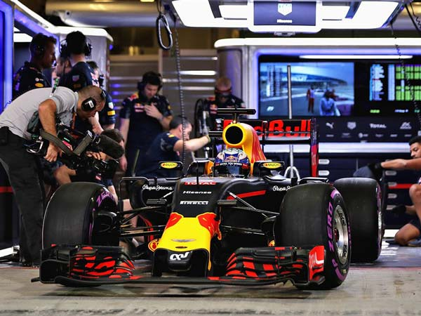 Aston Martin And Red Bull Racing Extends Partnership