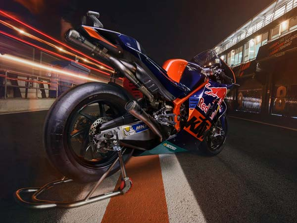 KTM RC16 With 240bhp Will Be Up For Sale In 2018
