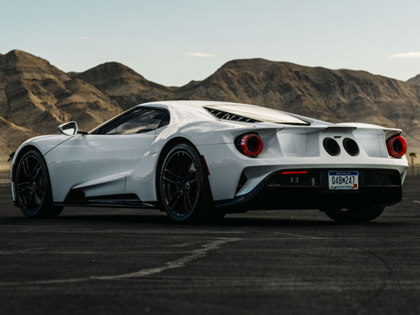 2017 Ford GT To Feature Five Driving Modes