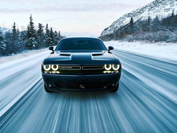 Dodge Challenger GT Unveiled; Gets All-Wheel-Drive And A V6