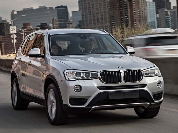 BMW X3 Now Available With Petrol Engine In India For Rs. 54.90 Lakh