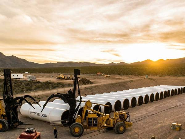 A Mumbai-Pune Hyperloop Project Has Been Proposed