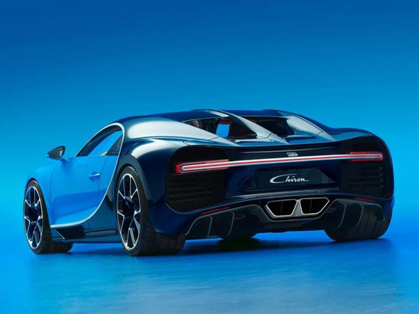 220 Confirmed Orders For Bugatti Chiron In Just Nine Months