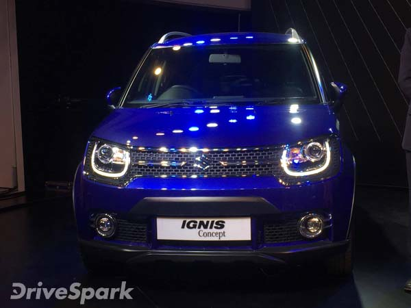 Maruti Suzuki Ignis Launch Teased; Listed On Nexa Website
