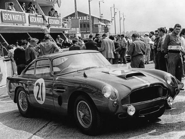 Aston Martin To Sell 25 Brand New DB4 GTs Next Year
