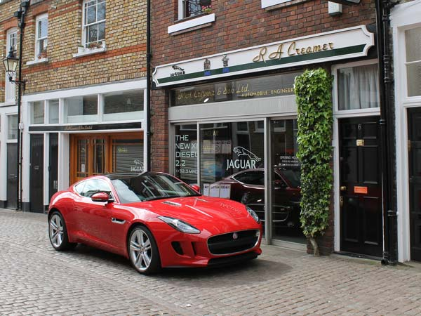Queen's Favorite Jaguar Supplier To Close After 90 Years