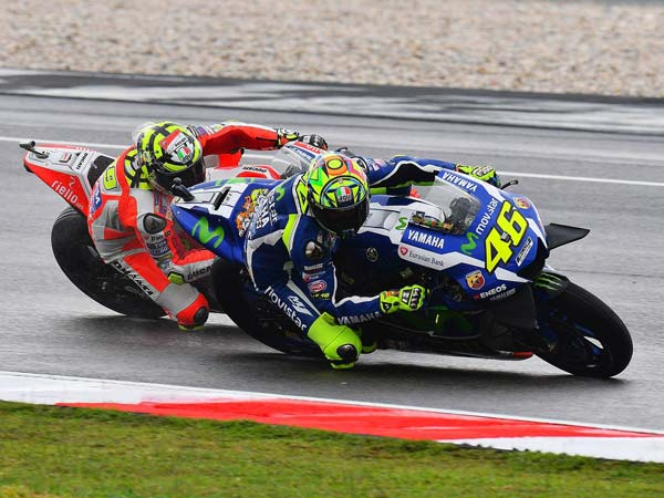 Michelin's Intermediate Tyres Dropped By MotoGP For 2017