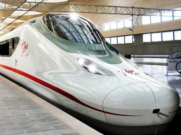 Avril: The Bullet Train Talgo Wants To 'Make In India' — Details Revealed