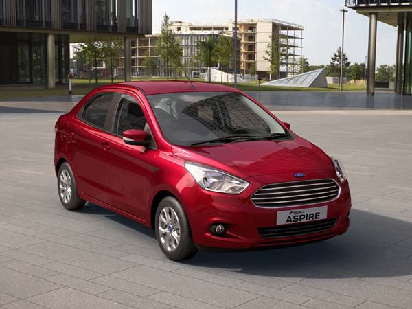 Ford Figo Aspire Automatic Gets Additional Safety Feature