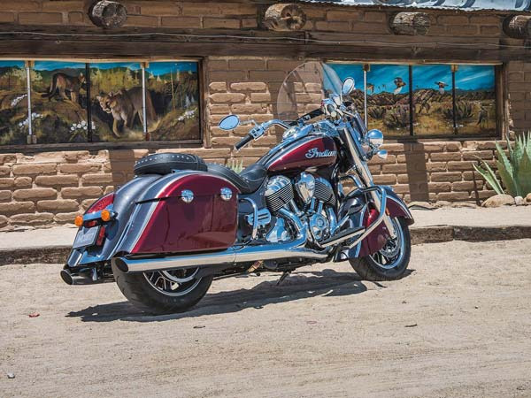 Indian Motorcycle Recalls 7 Models Over Potential Fire Risk