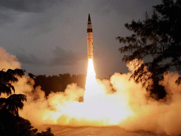 India Gets Ready To Test Nuclear Capable Agni V — Here's Why China Is Scared Of Our First Ever ICBM