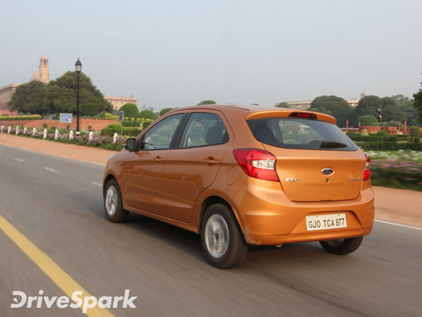 Ford Introduces ABS On Base Variants Of The Figo And Aspire At A Small Premium