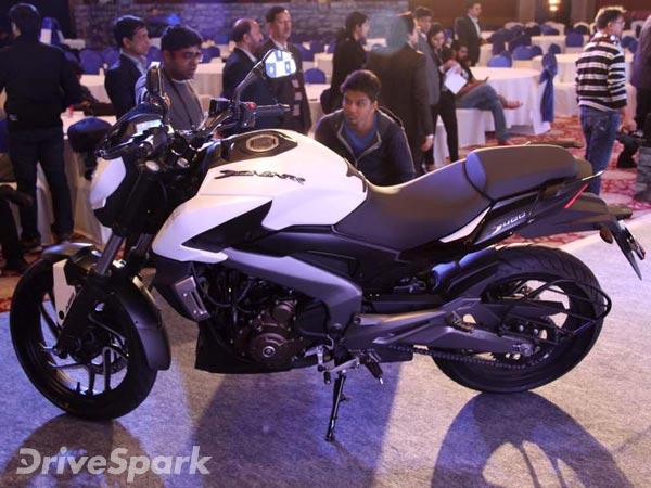 Bajaj Dominar 400 Launched In India Images Bajaj