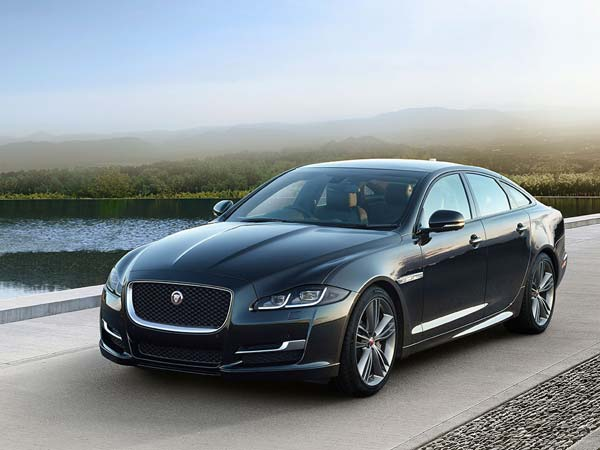 Jaguar's Electric Sedan Might Be XJ Successor