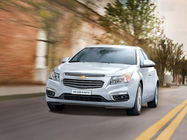 Chevrolet Offering Year-End Discounts Up To Rs 1.89 Lakh Across Its Models